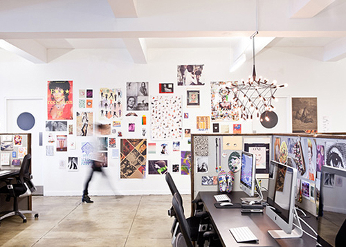 ... Cool Office Space | By The Style Files