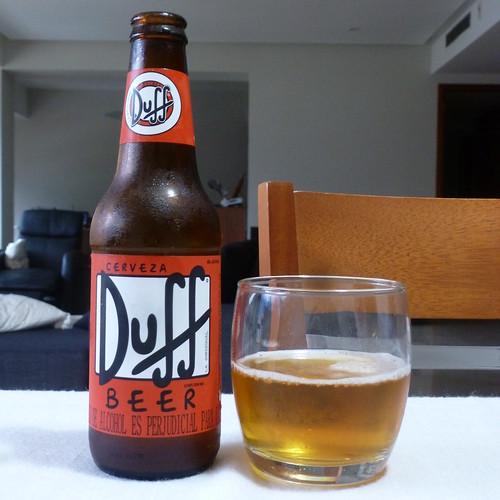 Duff Beer   by Erik Cleves Kristensen