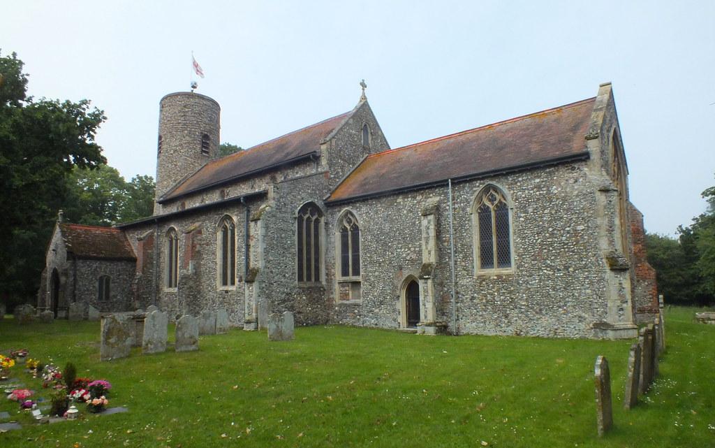 St. Nicholas Church, Bradwell, Norfolk | Moldovia | Flickr