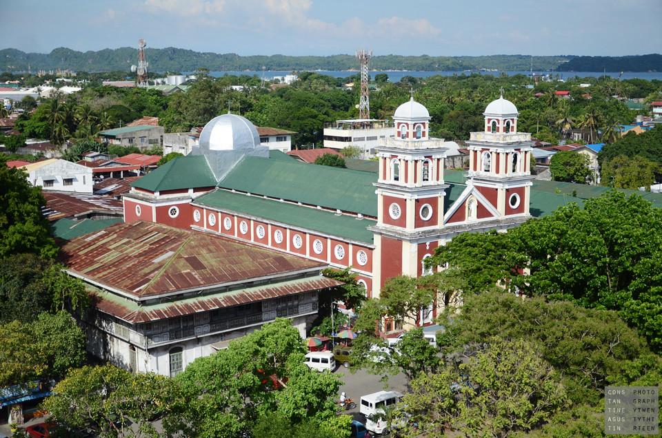 Lacson Heritage House & Jose Places Church Iloilo
