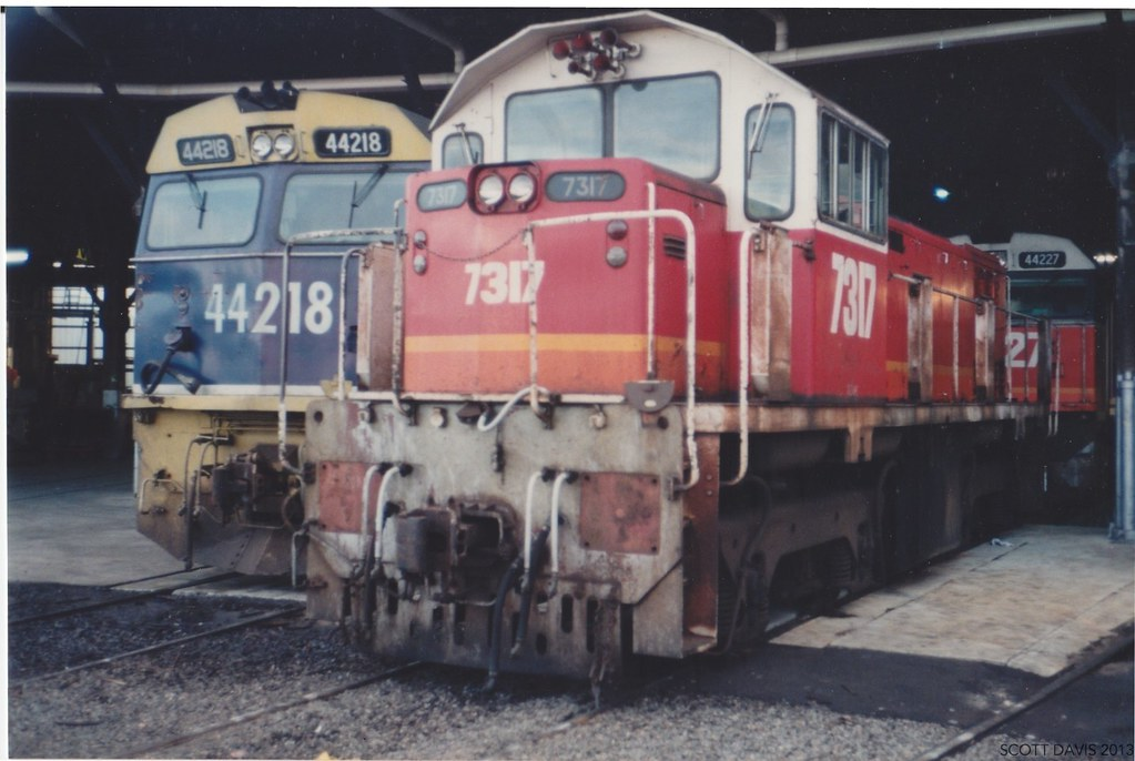 Broadmeadow loco 90_ 17 by Scott D