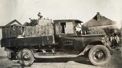 Calomba Store - Allan Gale motor lorry 1937
