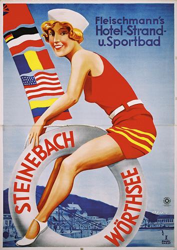 Steinebach am wörthsee (1935)