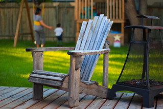Classic Adirondack Chair.Never goes out of style | by eoquendojr
