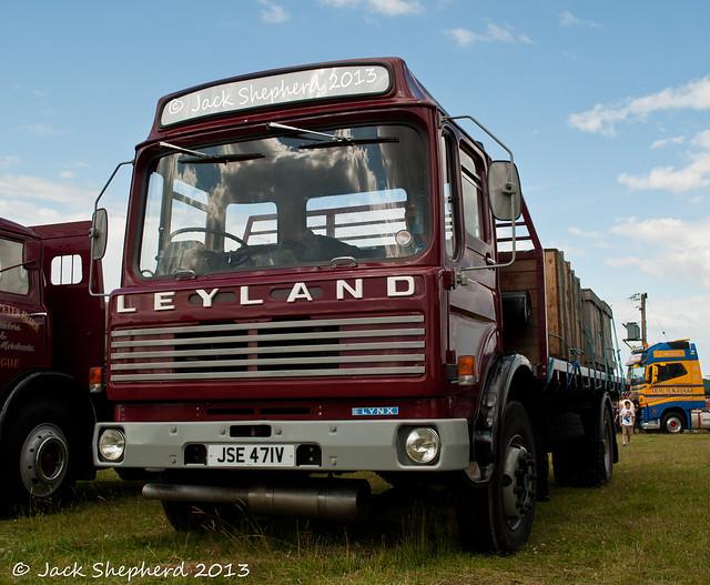 Leyland Lynx 4x2