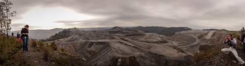Mountaintop Coal Mine | by @ddimick
