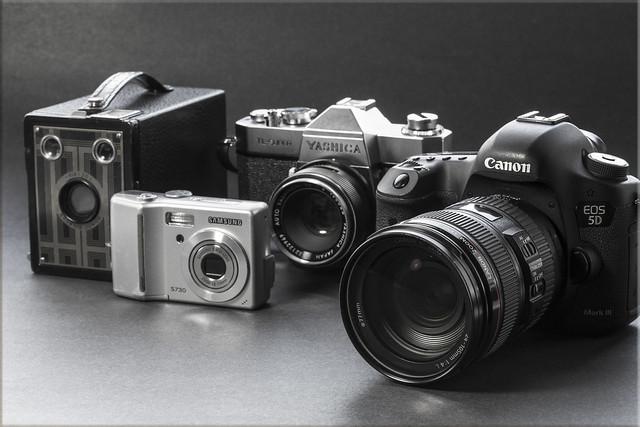 Invention #1 - Cameras