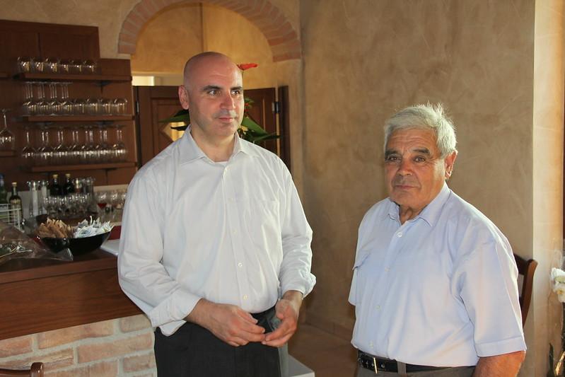 Bruno e Antonio Del Tufo