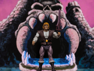 Prince Adam: By the Power of Grayskull !!   by Güven Gül