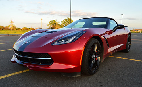 Chevrolet Corvette (C7) Stingray | by Pandamera1