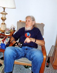 Dick at Pat's, 2009-ish