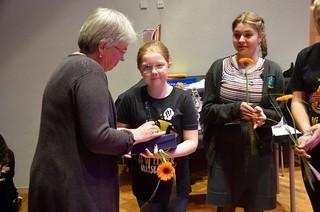 ÅYBB:s solokornettsektion - vinnare av sektionspris i Minibrassdivisionen