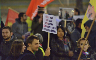 #SolidarityWithHDP Demo in #Wien | by daniel-weber