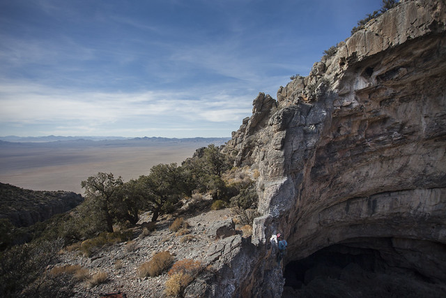 Leviathan Cave