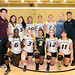 2016-17 Women Volleyball Team Headshots