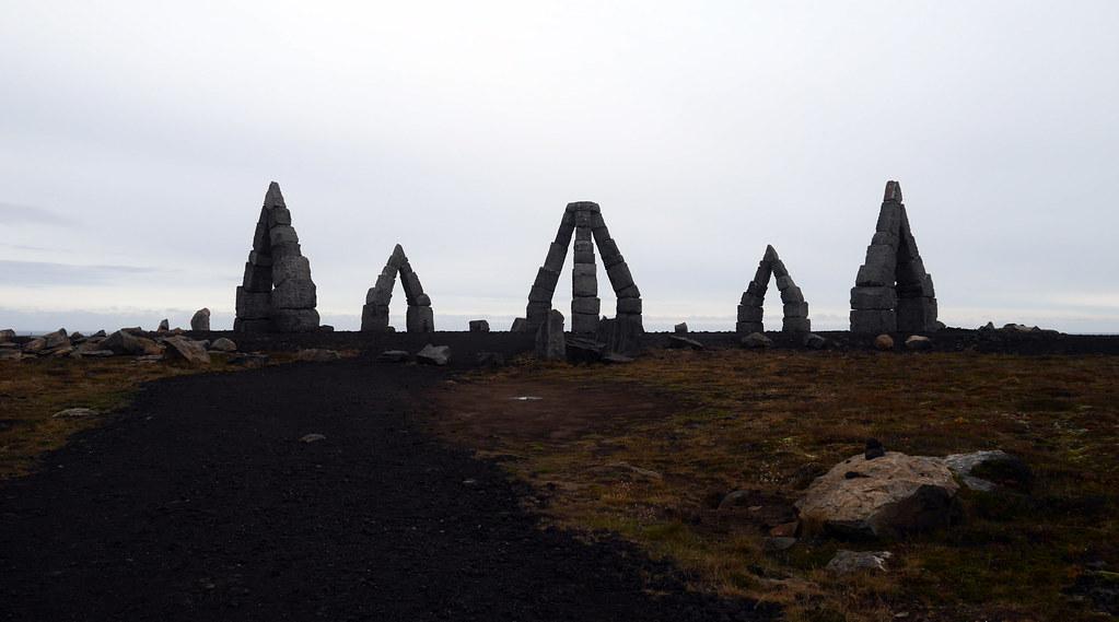 The Arctic Henge - Work in Progress