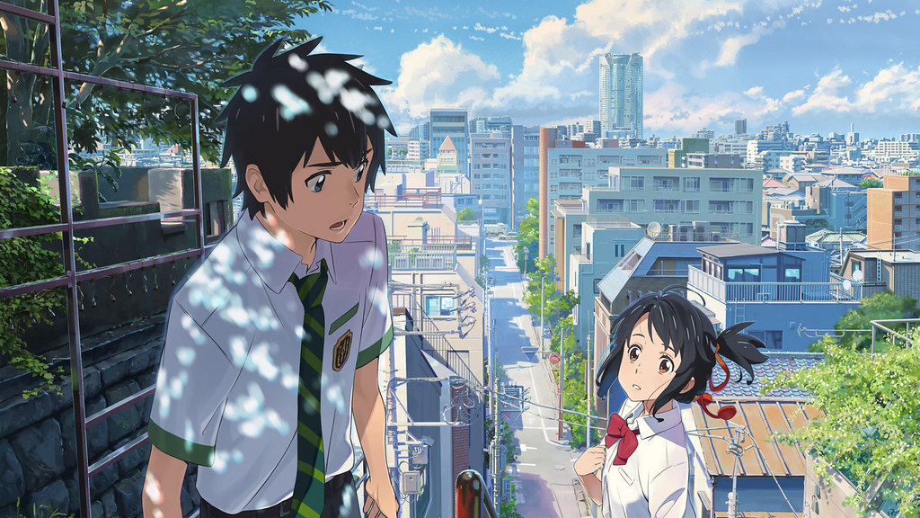 Your Name Anime Film Coming to American Theaters | FUNimatio… | Flickr
