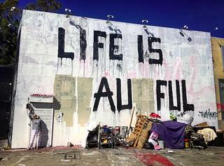 LIFE IS AU FUL — truth hurts | by iamhieronymus@gmail.com