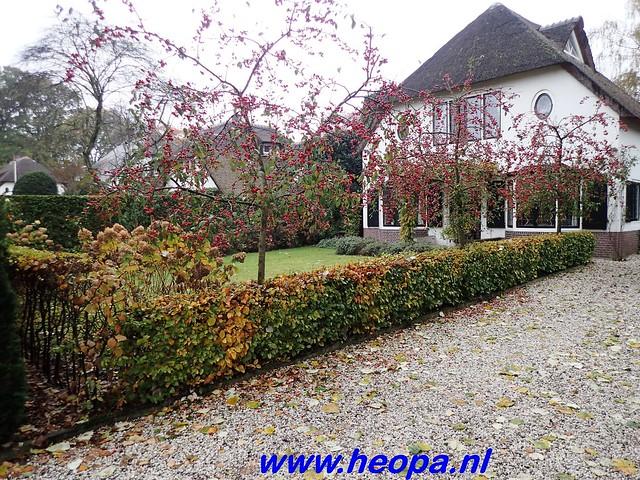 2016-11-09  Gooimeer tocht   25 KM   (134)
