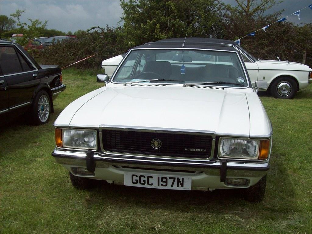 Ford Granada - GGC 197N
