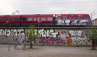 Copenhagen Norrebro station s-tog commuter train 20130517 0095F | by News Oresund