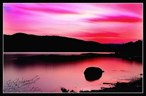 longexposure sunset vermont wilmington flickrandroidapp:filter=none