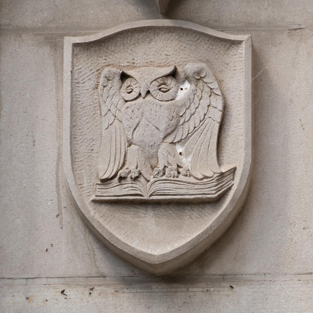 Owl Symbol Of Athena Meaning Wisdom Erudition Flickr
