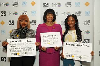 Long Short Walk: Ford Foundation