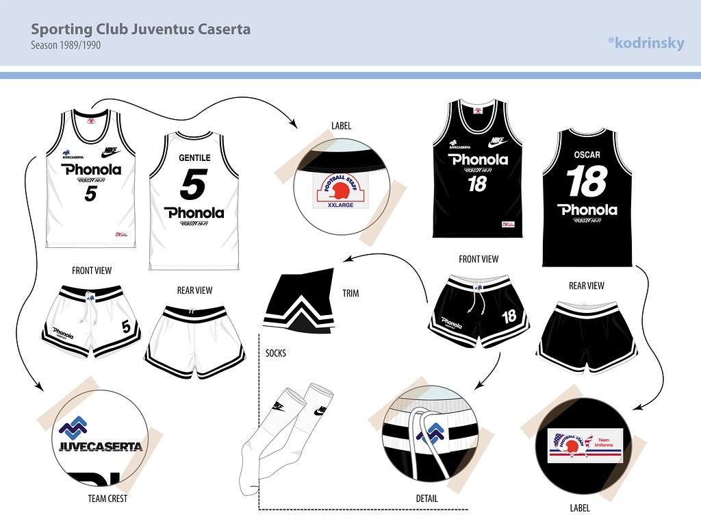 e6a721e2ffb01 ... Sporting Club Juventus Caserta (ITALY) Season 1989 1990