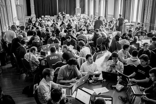 WordCamp Europe 2013   by florianziegler