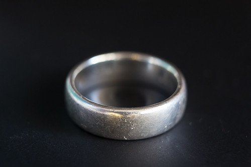 Scratched Wedding Ring | by Kontramax
