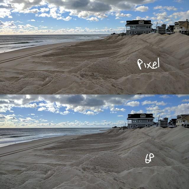 Nexus 6p vs Google pixel