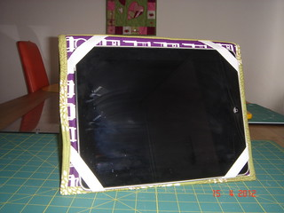 I-Pad Cover Opened up