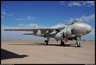 NAS El Centro - A-6 Intruder - 160996 | by evansaviography
