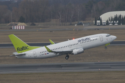 Air Baltic Boeing 737-300; YL-BBX@TXL;09.04.2013/701ca | by Aero Icarus