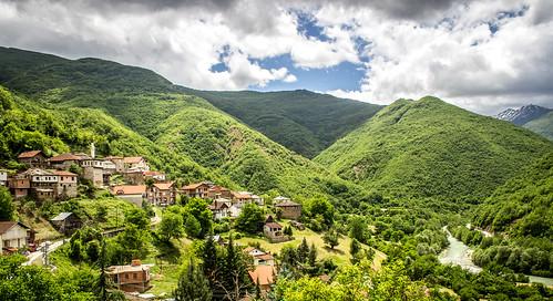 Jance village | by MLazarevski