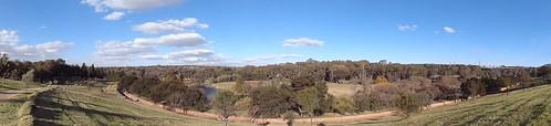 melrosepark southafrica johannesburg panorama park sky greenery trees africa south