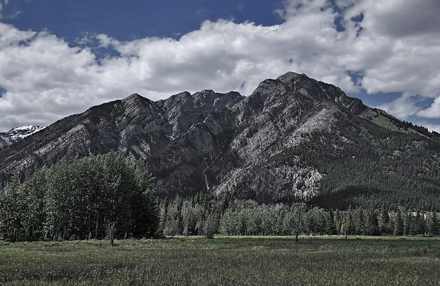 Majestic Banff Peak (Explore # 3 Front Page August 7th 2013)