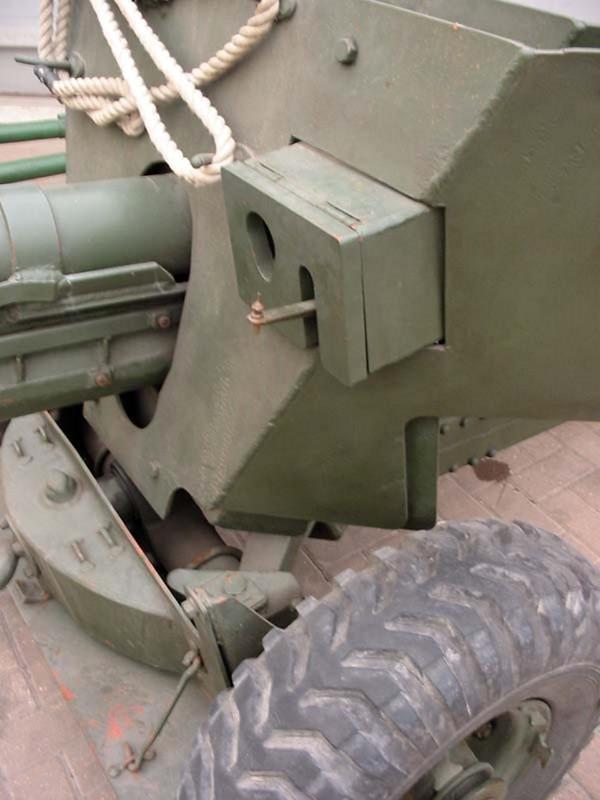 Противотанковая пушка ВДВ 6ПДР (2)
