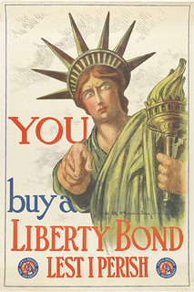You Buy a Liberty Bond Lest I Perish