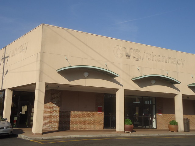 Old CVS location on Victory Drive