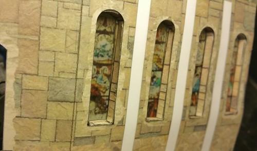 Papercuts 2015 entry: Igreja Medieval Kitbash   by Oracle Omega