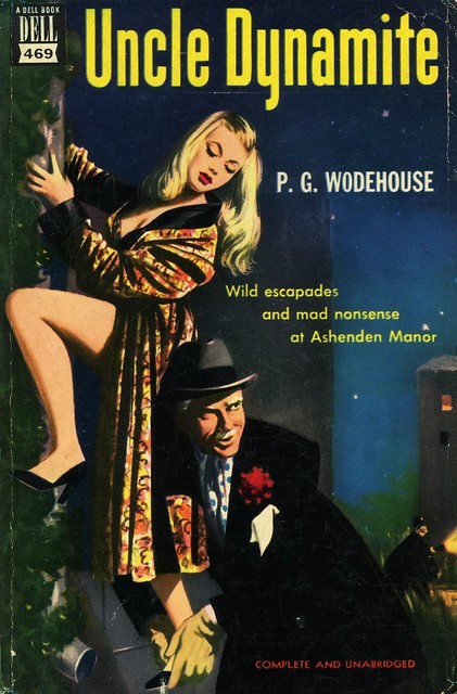 Dell Books 469 - P.G. Wodehouse - Uncle Dynamite