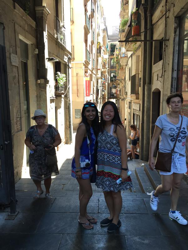 Ly, Cindy; Barcelona, Spain - NINE 7