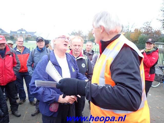 2016-11-09  Gooimeer tocht   25 KM   (11)