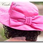 Pink elegance.