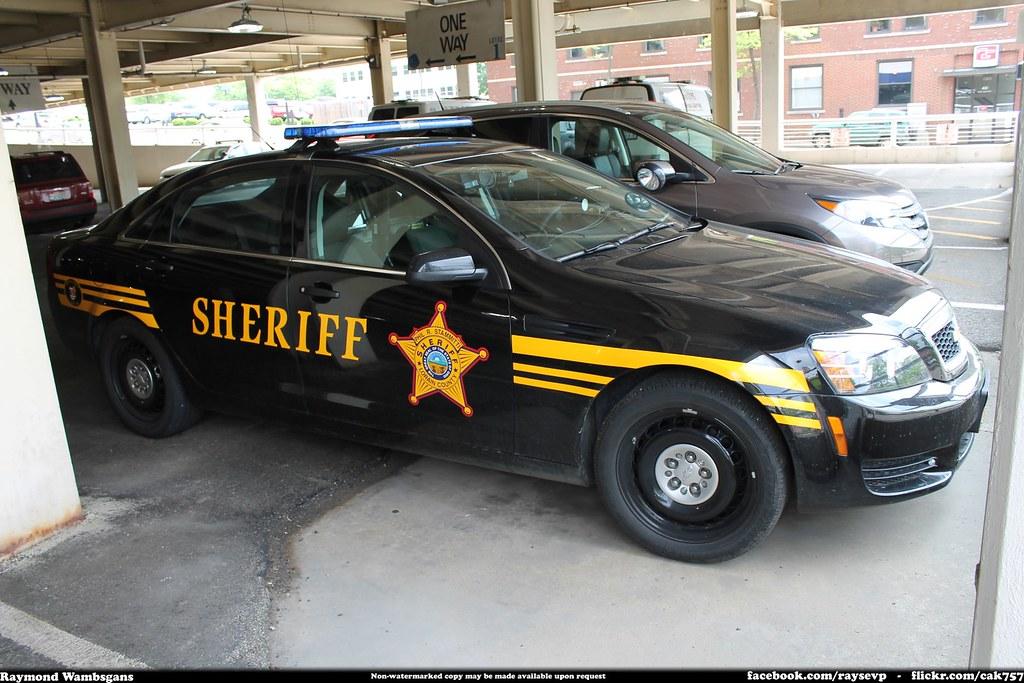 Lorain County Sheriff Chevrolet Caprice | Raymond Wambsgans