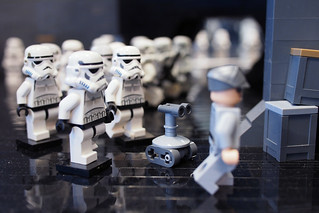Scenes from the Death Star
