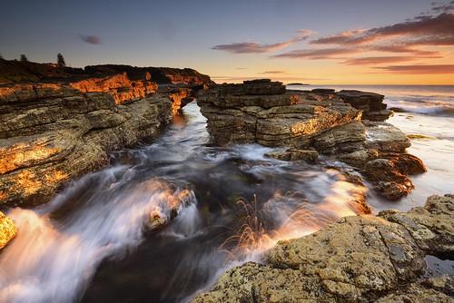 aus australia newsouthwales swanseaheads nikond750 nikon1635mmf4 seascape rocks waves ocean watermovement