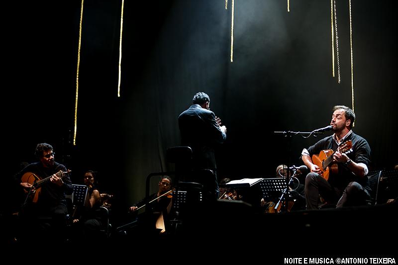 António Zambujo & Orquestra de Guimarães - Multiusos de Guimarães '16